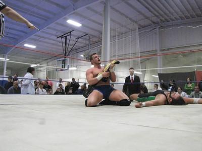 New England Championship Wrestling Genesis 9  February 27, 2010