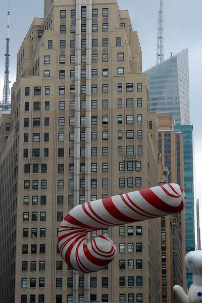 SUGAR CANE Macy's Thanksgiving Parade 2009 in Manhattan
