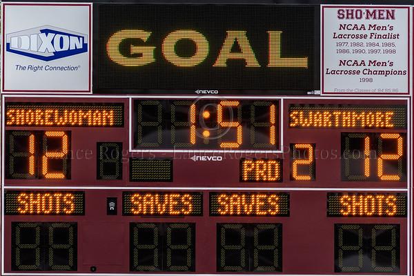 WAC WLax vs Swarthmore
