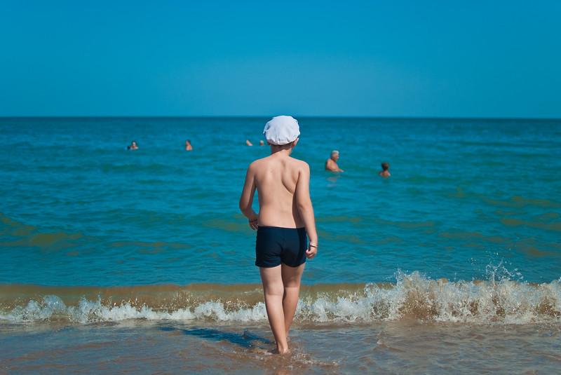 В Черноморце