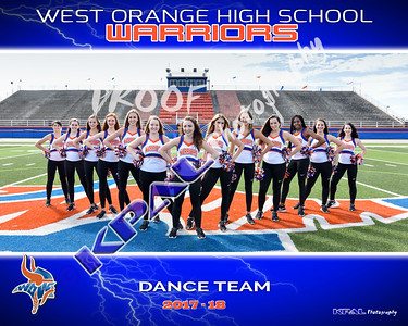 West Orange Dance Team