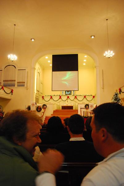 Christmas Eve at Dane Street, 2011