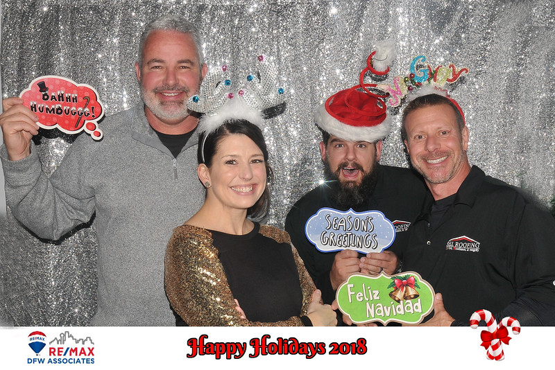 DFW Re/Max  Associates Holiday  Party in Frisco