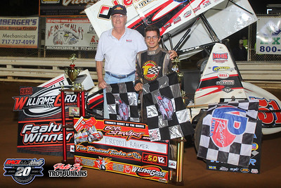 Williams Grove Speedway - 9/4/20 - Troy Junkins