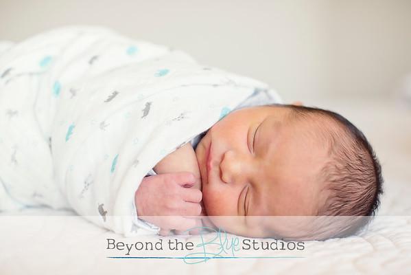 Mason T Newborn March 2016