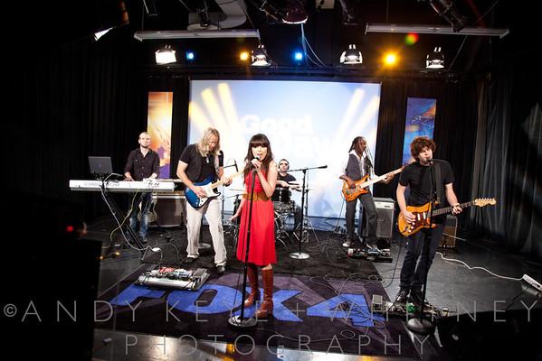 TV Fox 4 KDFW - CD Release - 17 Jun 11