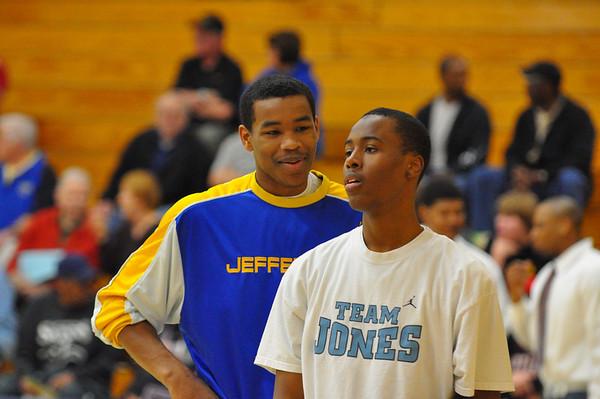 Jefferson vs. South Albany Boys Basketball