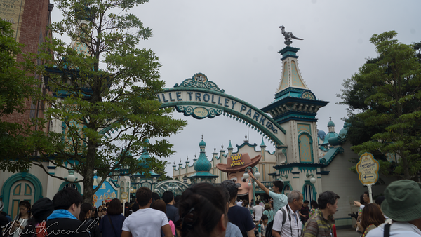Disneyland Resort, Tokyo Disneyland, Tokyo Disney Sea, Tokyo Disney Resort, Tokyo DisneySea, Tokyo, Disney, Toyville Trolley Park, Toy Story Mania, Toy Story Midway Mania, Midway, Mania, Toy Story, FastPass, Fast Pass, Fast, Pass