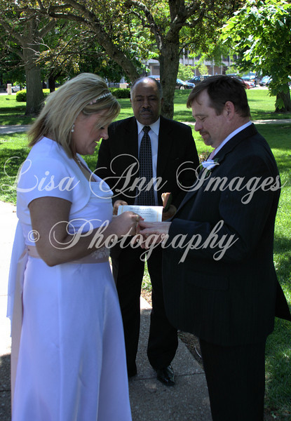 Steve and Connie Wedding