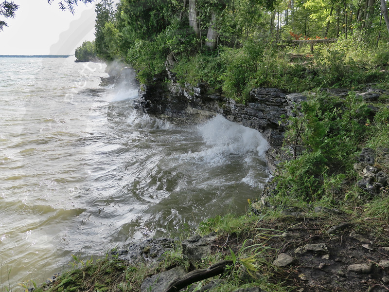 Potawotami State Park (Cave Point County Park)