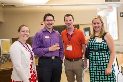 2015 MPA Alumni and New Student Networking Breakfast