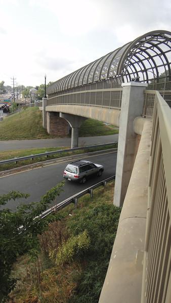 Forest Glen Pedestrian Bridge Silver Spring, MD