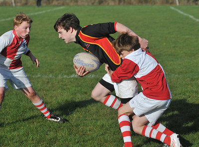 13th Nov 2011 - Clav u14 v Kings Norton