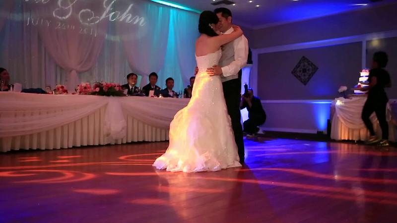 John & Linda Wedding
