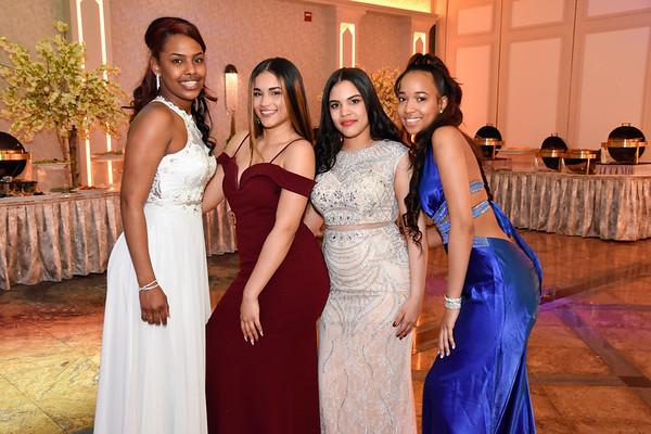 Felica Rincon de Gautier Institute 2018 Prom Snap Shot Photos