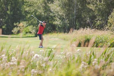 Ashton the Golf Phenom