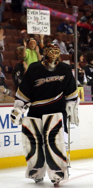 Ducks VS Oilers (10-15-08)
