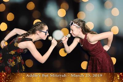 Addie Bat Mitzvah