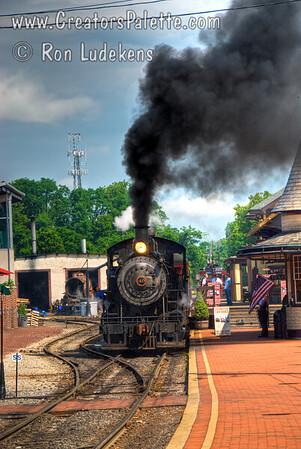 Bucks County - New Hope & Ivyland Railroad