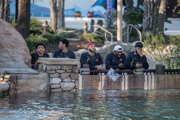 Sea World (San Antonio) 12/24/18