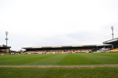 Match 20 Port Vale v Barrow 20-21
