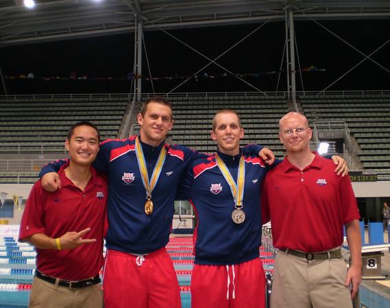 Ryan, GP, UVA, NCAA, USA Swimming