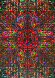 """Futurespeed Lion 10"" (digital media) by Elaine Chao"