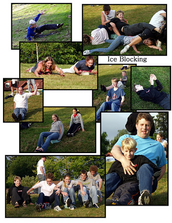 2003 - 06 Ice Blocking Cooper Mt Ward