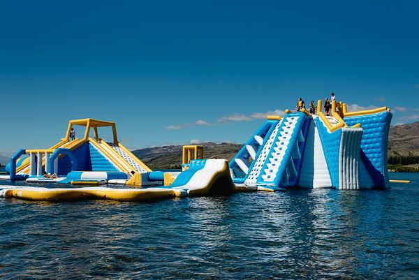 Water Park & Rafting