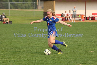 Northland Pines Girls Soccer vs. Wausau Newman