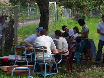 Medical Mission Paz y Renconciliacion 10-07