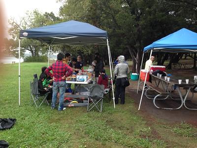 Fall 2013 Cleburne Park Trip