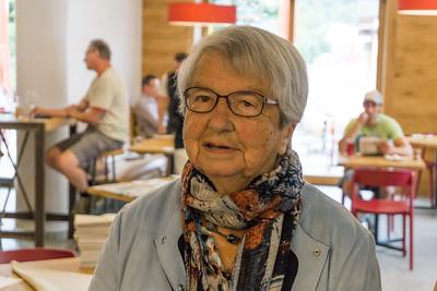 90 ans maman
