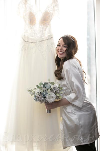 Megan and Chris Wedding