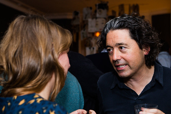 Islington - FT Weekend & Living MacTavish host Future of Food. Tim Hayward interviews Josh Tetrick.