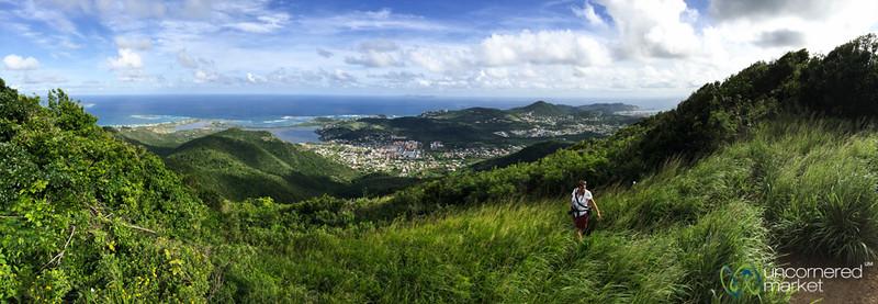 Pic Paradis Panorama - St. Martin