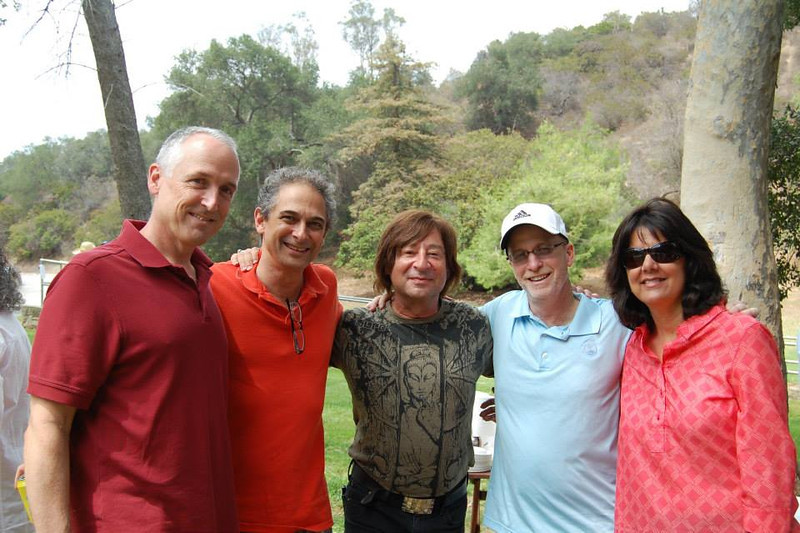 Brian Biles, Michael Schwartz, Jason Goodman, Emil Moskowitz, Sally Biles