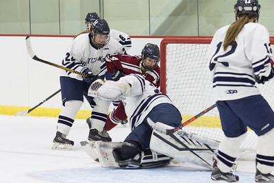 2/10/18: Girls' Varsity Hockey v Hotchkiss
