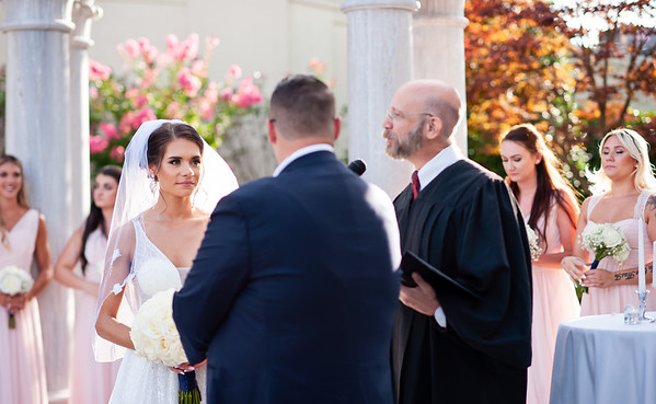 Rachel and Edward - Ceremony