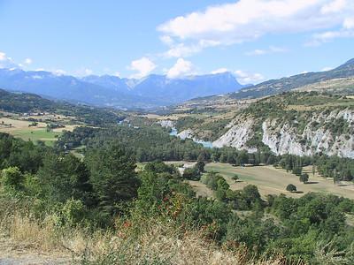 Col du Parpaillon Sept 2001