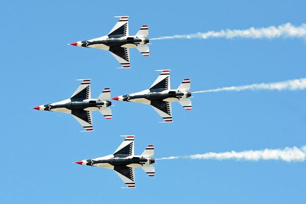 2012 RI Air Show Practice