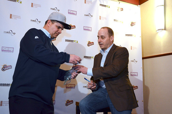 NY Yankees General Manager Brian Cashman-013014