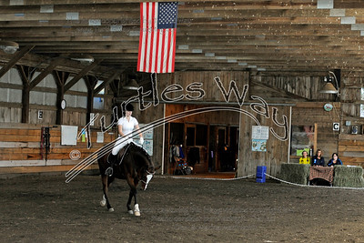 Contry Hill Farm 2 Phase and Dressage Show, September 29, 2013
