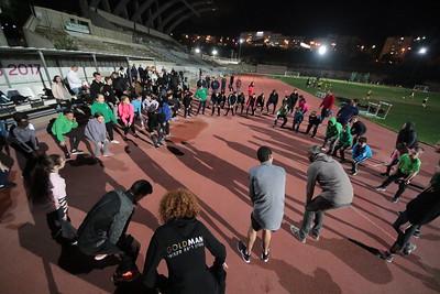 1000m Run- Maccabi Haifa Triathlon
