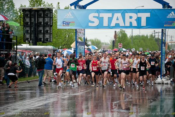 Fargo Marathon 2010