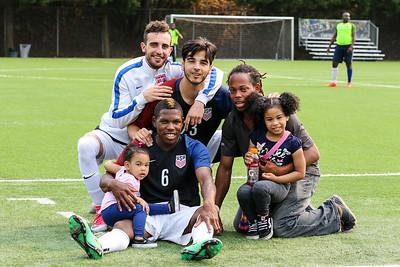 Team & Family