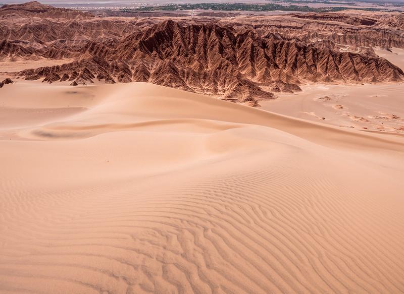 Dunes of Valle de la Muerte