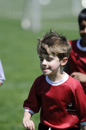 Zachy Spring Soccer