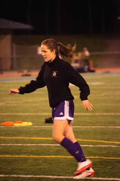 2009-10-27 IHS Girls Soccer vs Bothell