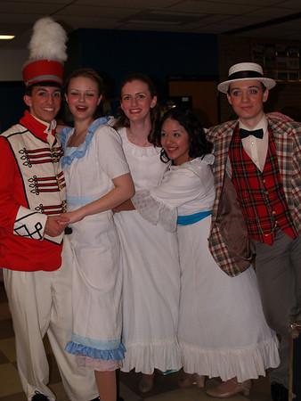 QCHS Musicals (Trudy, Lydia, Seth)